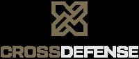 Logo CROSSDEFENSE Selbstverteidigung Straubing mit Josef Sträußl